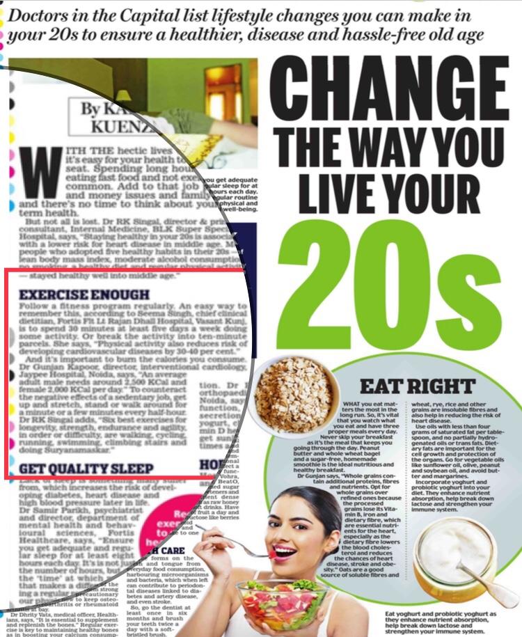 Seema Singh – Your Nutritionist & Dietician – Eat Drink Enjoy